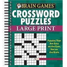 Brain Games Crossword Puzzles