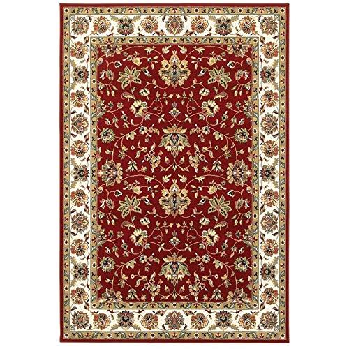 - Oriental Weavers K4929R057091ST Kashan Area Rug, 2' x 4', Blue/Black