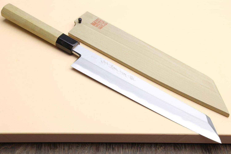 Yoshihiro Hongasumi Kiritsuke Multipurpose Japanese Chef Knife 10.5 in 270mm
