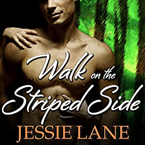 Walk on the Striped Side Audiobook