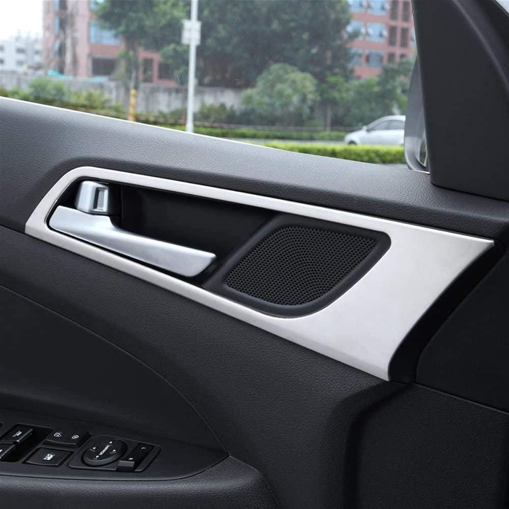 F/ür Hyundai Tucson 3 2016 F/ür 4 St/ück Auto Innendekoration T/ürgriff Sch/üssel Abdeckung Dekoration Verkleidung