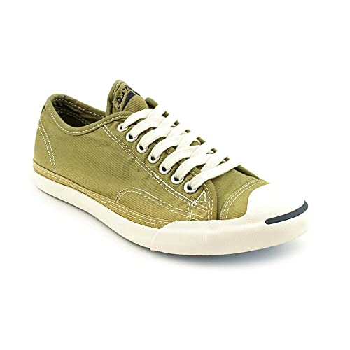 68c4af9b331b Converse Men s Jack Purcell LP L S (Olive Drab 11.5 M)  Amazon.ca ...