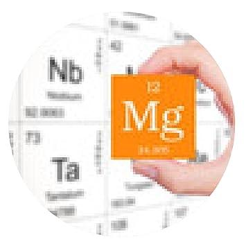 alfombrilla de ratón Magnesio a partir de la tabla periódica de Mendeleiev: Amazon.es: Electrónica