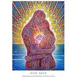 Alex Grey - Ocean of Love Bliss - Poster