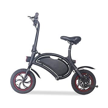 S Bike bebk 12zoll, bicicletas eléctricas plegable LG 5.2 Ah, de batería eléctrica bicicleta