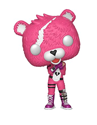 amazon com funko pop games fortnite cuddle team leader toys