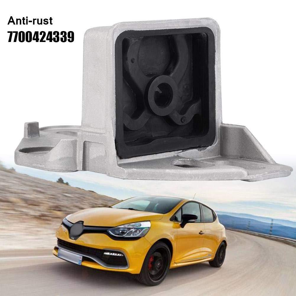 Suuonee Auspuffhalterung 7700424339 Auspuffgummi Halterung hinten f/ür Clio MK2 1998-2017