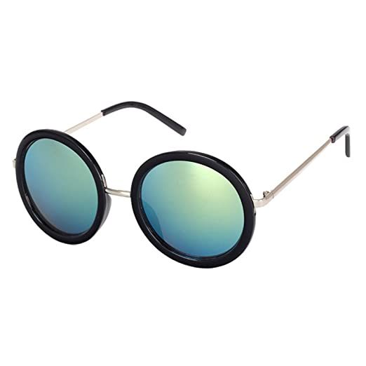 Amazon.com: Dormery Retro Round Sunglasses Women Brand ...