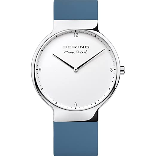 Bering 15540-700 - Reloj de pulsera para hombre, color azul: Amazon.es: Relojes