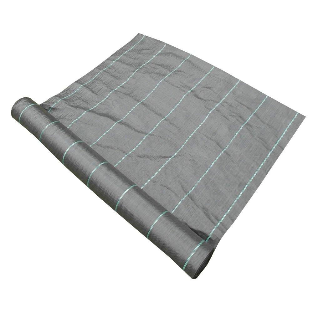 membrana di copertura per terreno larga 1 m GroundMaster tessuto resistente controllo erbacce
