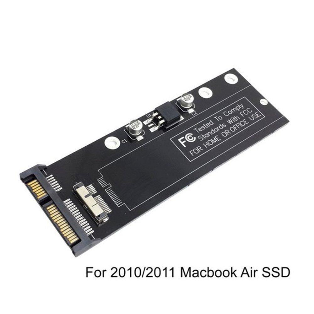 La PCBA 17 + 7pin cartucho de disco duro de SSD HDD to SATA 22Pin ...