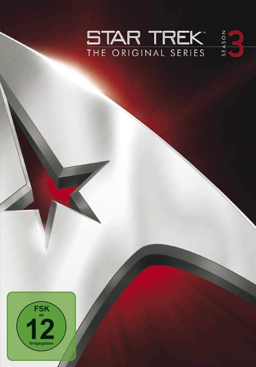 Star Trek - The Original Series, Season 3 [Alemania] [DVD]