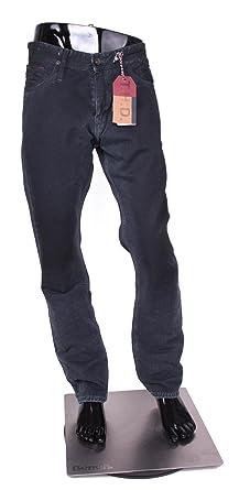 f7603a3d26 Tommy Hilfiger Denim Herren Jeans Scanton Slim Fit Anthrazit Ebony-Schwarz,  Hosenweite:36