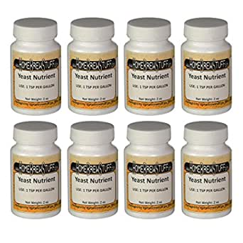 Yeast Nutrient - 2 oz. (Pack of 8)