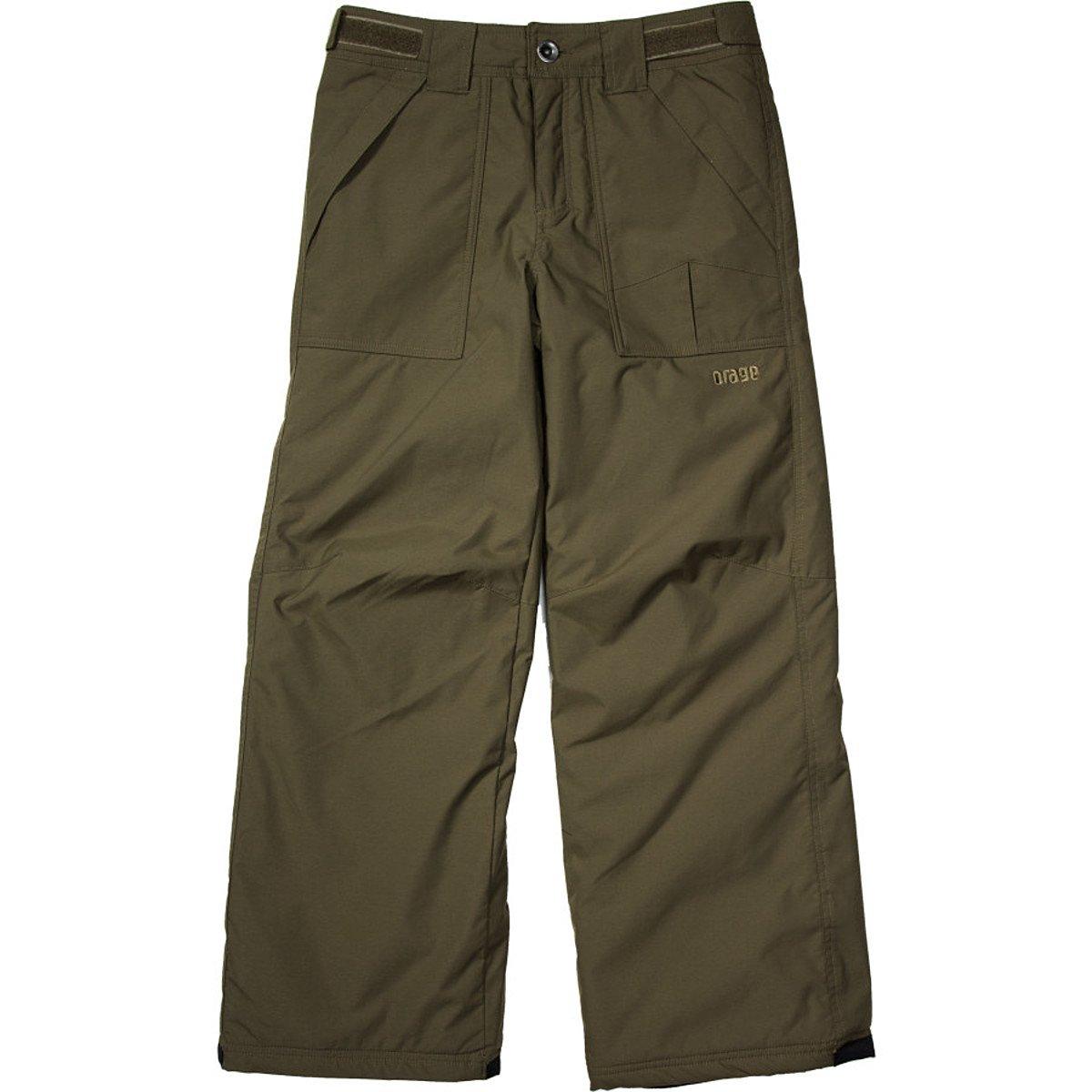 orage Boys Tarzo Pants, Tarmac, Size 16/XX-Large by Orage