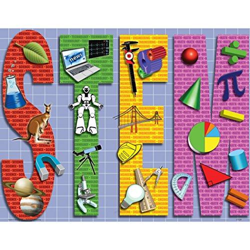 McDonald Publishing MC-P095 Stem Teaching Poster Set, Set of 4 by McDonald Publishing (Image #1)