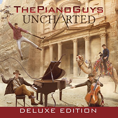 Uncharted (Deluxe Edition) (Piano Guys Dvd)