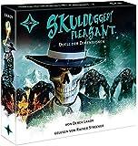 Skulduggery Pleasant - Folge 7: Duell der Dimensionen. Gelesen von Rainer Strecker, 8 CDs Cap-Box, ca. 11 Std.