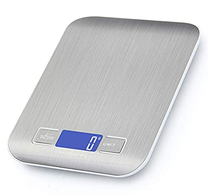 Measuring Tools & Scales Home & Garden Energetic 5kg Electronic Kitchen Scale Digital Food Scale Stainless Steel Weighing Scale Lcd High Precision Measuring Tools