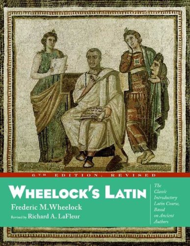 Wheelock's Latin, 6th Edition Revised (Into The Wild Vocabulary With Page Numbers)