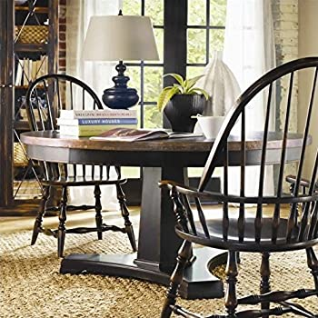 Amazon.com - Hooker Furniture Sanctuary 48 Inch Copper Dining ...