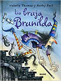 La Bruja Brunilda: Amazon.es: Valerie Thomas, Korky Paul