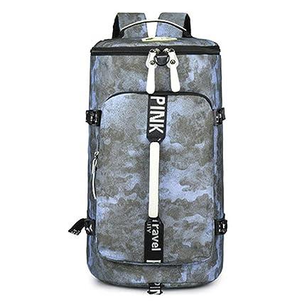 Men Women Backpack Laptop School Shoulder Bag Sports Travel Rucksack Waterproof