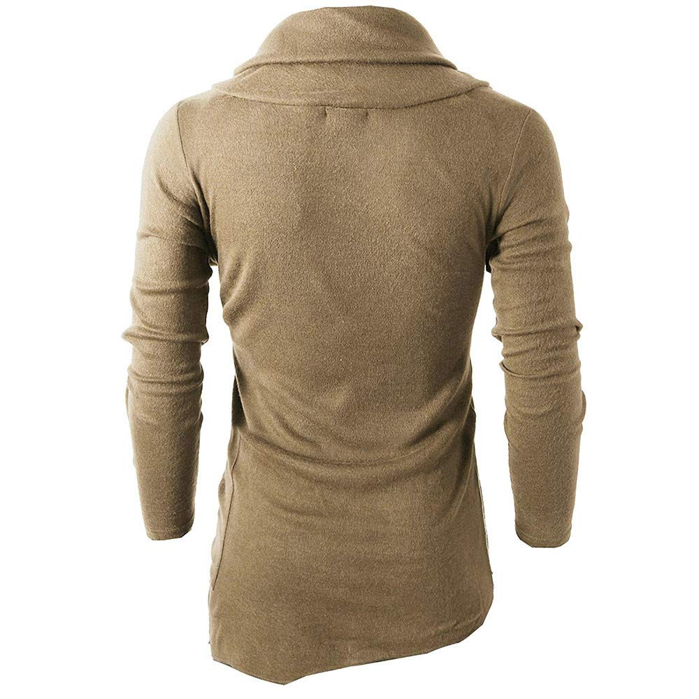 Sudaderas para Hombres Camiseta de Manga Larga Slim fit musculosa para Hombre Camisetas Tops Casual de Blusa Casual Sweatshirt Sport Outwear Amlaiworld: ...