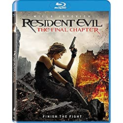 Resident Evil: The Final Chapter [Blu-ray]
