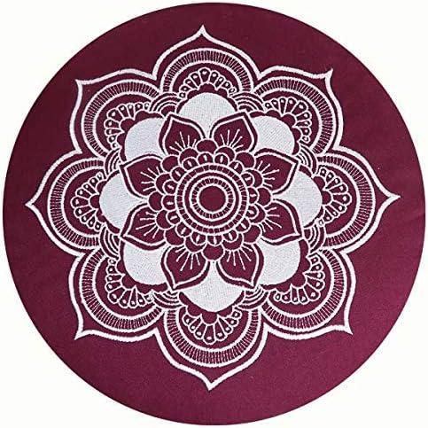Cojín de Yoga y Meditación Maylow Yoga mit Herz