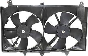 For Inifiniti G35 Sedan A/C Radiator Fan Assembly 2003 04 05 2006 For NI3115127 | 21481-CD000