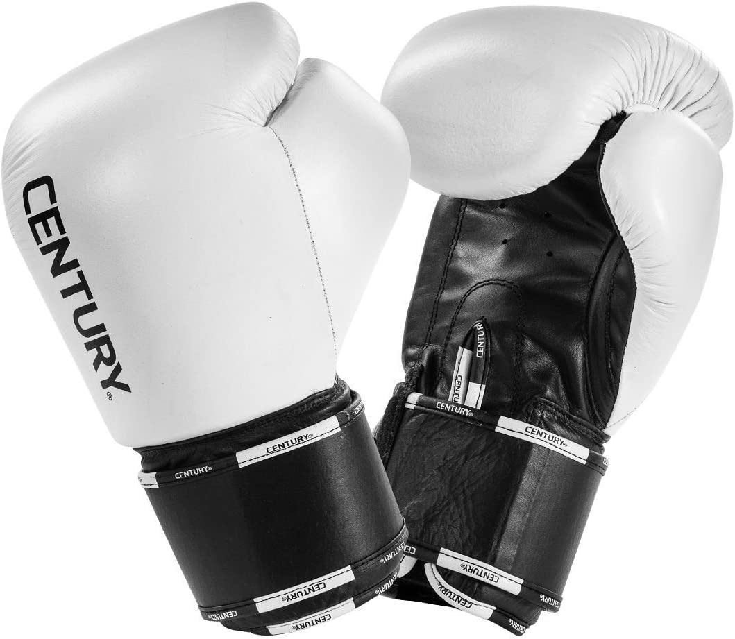 Century CREED Heavy Bag Glove ブラック/ホワイト 14 oz.