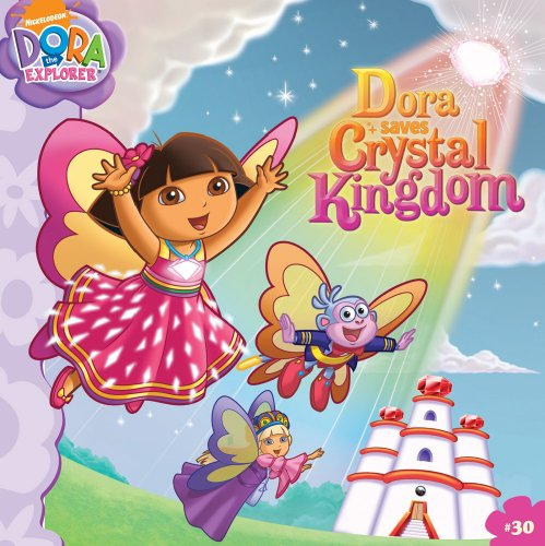Dora Saves Crystal Kingdom (Dora the Explorer) (Dora Crystal Kingdom compare prices)