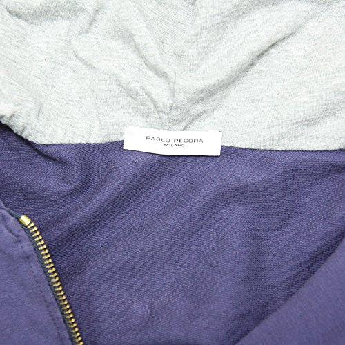 Uomo Pecora A0892 Paolo Sweatshirt Men Blu Felpa v55aBwnpqU