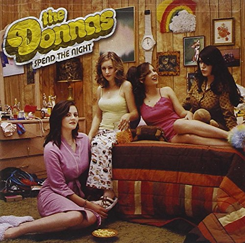 Release Spend The Night By The Donnas Musicbrainz