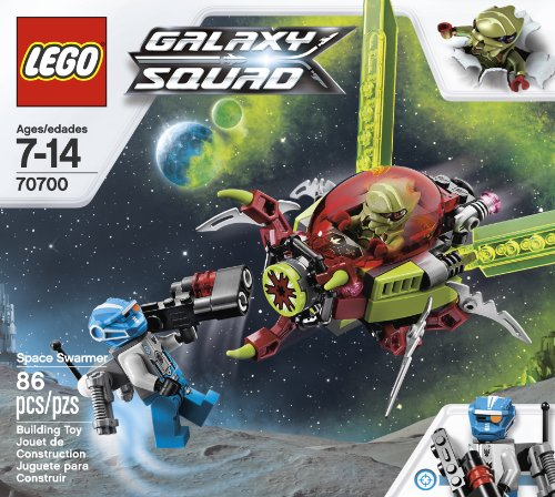 Lego space swarmer