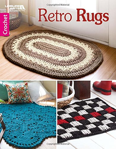 Retro Rugs | Crochet | Leisure Arts (6887)