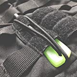 LUMEN-Glow-in-the-dark-Fire-Starter-516-ferrocerium-rod-with-Luminous-handle-Multitool-and-Shockcord-lanyard-for-Backpacking-Emergency-Survival-or-Bushcraft