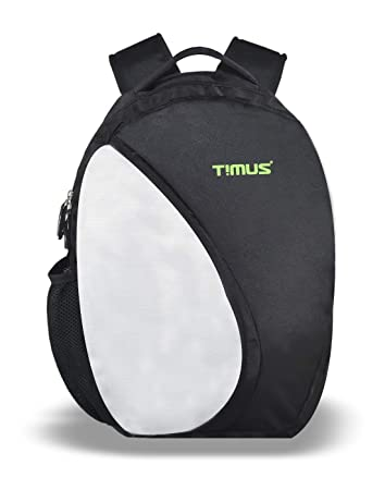 Timus Celebrity Black 18L Light Weight College Bag School Casual Backpacks for Boys  amp; Girls   19 Inch Laptop Backpack