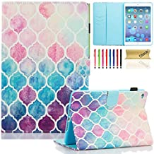 iPad mini 4 Case Cover, Dteck(TM) Ultra Slim PU Leather Stand Smart Cover with [Auto Sleep/Wake Feature] [Corner Protection] Protective Case for Apple iPad mini 4 (2015 Release), Lantern