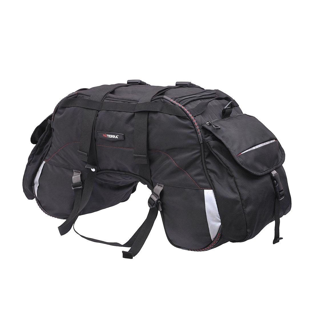 viaterra Pinza para - Cola bolsa/sistema de equipaje trasero: Amazon.es: Coche y moto
