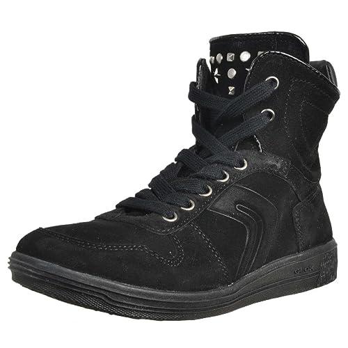 Botas para Niña, Color Negro, Marca Geox, Modelo Botas para Niña Geox Tabata C Negro