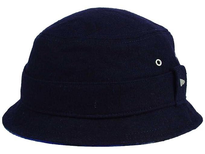 53285a359e31e EK Auden New Era Wool Bucket Hat at Amazon Men s Clothing store