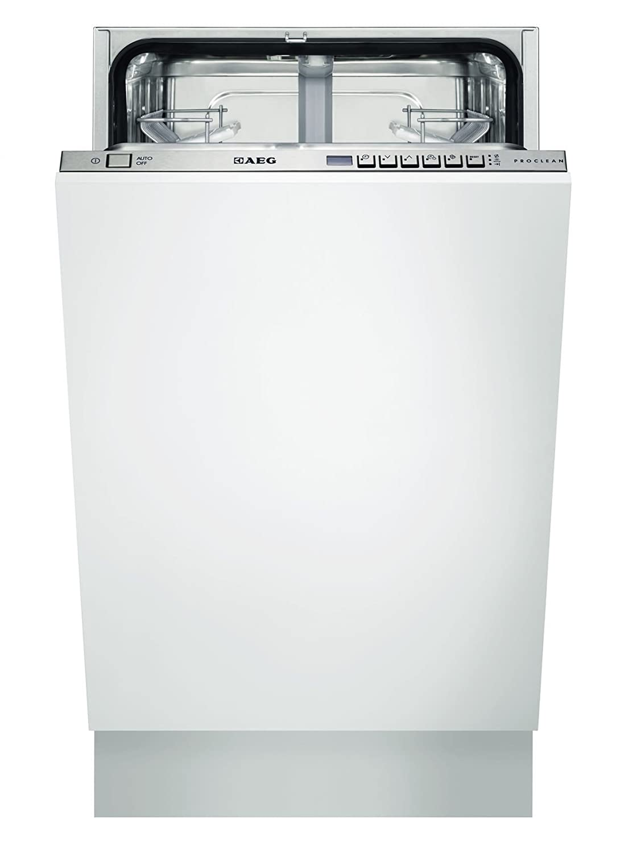 AEG F65412VI0P - Lavavajillas (A + +, 0.7 kWh, 8.9 L, 446 mm ...