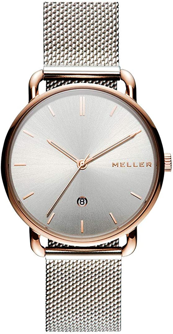 MELLER - Denka 34 - Relojes para Hombre y Mujer