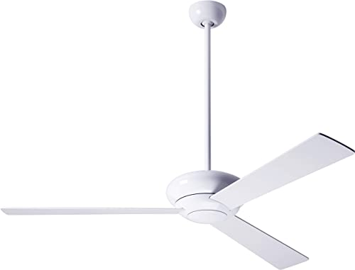 Modern ALT-GW-42-WH-NL-001 Altus 42″ Outdoor Fan
