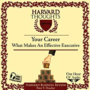 What Makes an Effective Executive Hörbuch