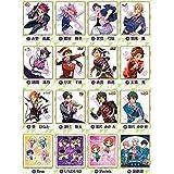 あんさんぶるスターズ! ビジュアル色紙コレクション6 BOX商品 1BOX = 16個入り、全16種類