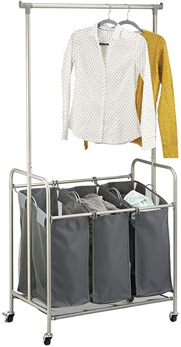 The Best Laundry Rack And Bags