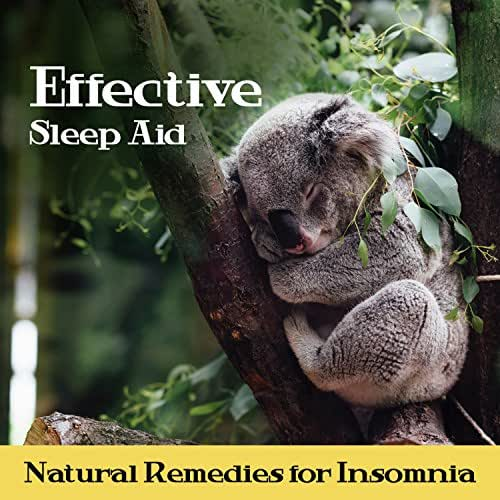 Effective Sleep Aid: Natural Remedies for Insomnia, Healing Sounds for Trouble Sleeping, Music for Deep Sleep and Regeneration During the Sleep